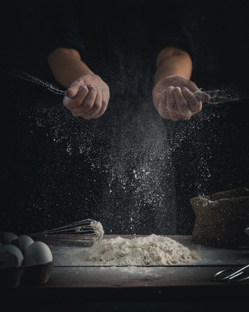 The gourmet larder blog