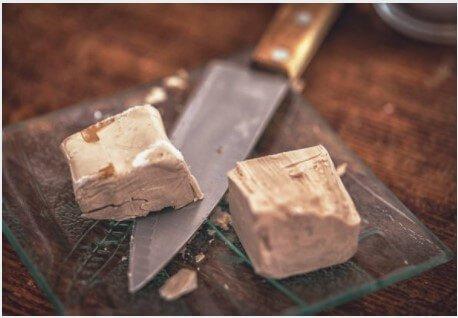 Using fresh or dried yeast